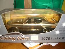 1/18 ERTL Shining Stars 1970 Buick GSX in chrome