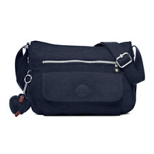 Kipling Lady's HB3819-414 True Blue Nylon Crossbody Shoulder Bag