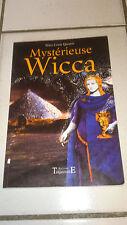 Mystérieuse Wicca - Marc-Louis Questin