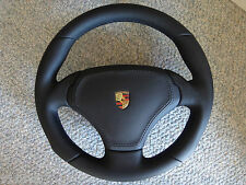PORSCHE 993 TURBO S GT 2 RS SPORT 340mm STEERING WHEEL WITH AIRBAG GEMBALLA  RUF