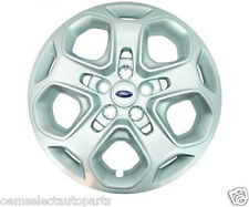 "OEM NEW 2010-2012 Ford Fusion Full Wheel Cover 17"" Hub Cap Sparkle Silver"