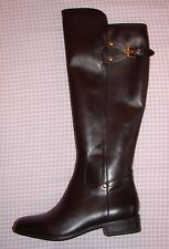 """Licorice Rock""Clark's Women's/Ladies Brown Leather Boots size UK 4.5 D."