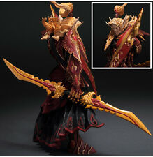 World of Warcraft Blood Elf Paladin Quin Tralan Sunfire Toy Figure New