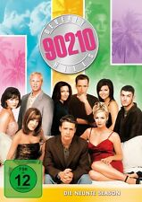 BEVERLY HILLS 90210 S9 (JENNIE GARTH, TORI SPELLING,...)  6 DVD NEU