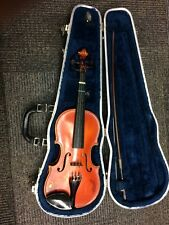 Violin 1/2 Size With Case And Bow