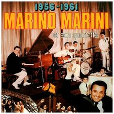 CD Marino Marini and his quartet :1956 - 1961 / Import