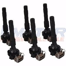 NEW 6 PCS IGNITION COILS For BMW X5 E46 E39 E36 325 330 328 M3 2.3 2.5 2.8 3.0