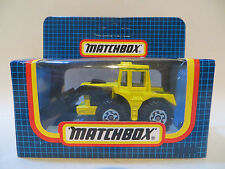 MATCHBOX SUPERFAST 'THOMAE MUCOSOLVAN' MB29 TRACTOR SHOVEL. 29 MIB/BOXED/NEW