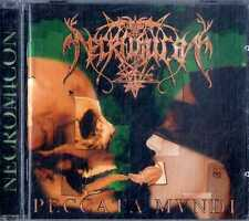 NECROMICON Peccata Mundi CD EXCELLENT