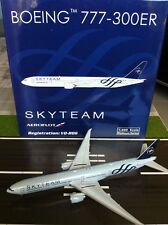 SKYTEAM AEROFLOT  B777-300ER REG VQ-BQG PHOENIX   1:400 SCALE MODEL AIRPLANE