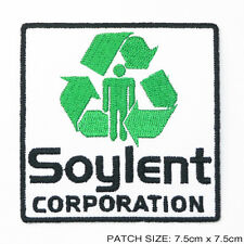 SOYLENT GREEN - Tasty Recycled Food - Company Patch