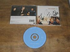 GO FISH INFECTIOUS MUSIC CD AUTOGRAPH SIGNED