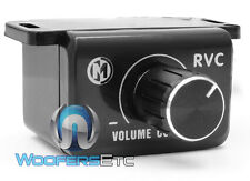 MEMPHIS RVC UNIVERSAL REMOTE VOLUME BASS CONTROL FOR ANY CAR AUDIO AMPLIFIER NEW