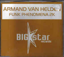 Armand van Helden- Funk Phenomena 2 K cd maxi single