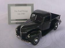 Franklin Mint: Ford Pick Up von 1940  1: 24  sehr guter zustand