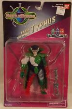 Beetleborgs Magnavors - Saber Swiping Typhus Action Figure by Bandai (MOC)
