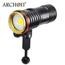 Archon WM16 DM10 COB LED Diving Photography Video Underwater Torch snoot light