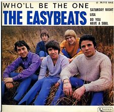 THE EASYBEATS - Who'll be the one - CD 4 TITRES