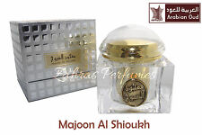 Majoon al Shioukh by Arabian Oud 100g Sealed Sweet Incense Bakhoor Bukhoor Oudh