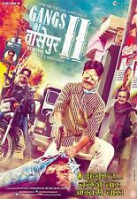 Gangs of Wasseypur Part 2 Nawazuddin Siddiqui, Richa Chadda bollywood hindi dvd