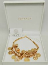 Versace Medusa Gold Plated Necklace Nicki Minaj  -BOXED- Perfect Gift
