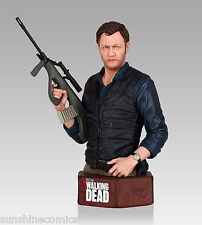 Walking Dead The Governor Web Exclusive Bust 083/1264 Gentle Giant NEW SEALED