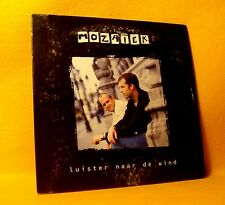 Cardsleeve single CD Mozaiek Luister Naar De Wind 2TR 1998 Vlaamse Pop Rock