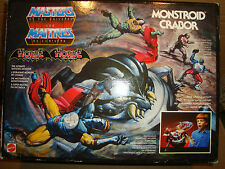 MASTERS OF THE UNIVERSE MOTU 2418 MONSTROID CRABOR EU BOX MATTEL 1986 HE-MAN