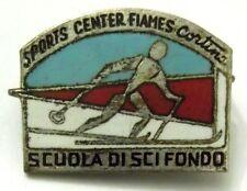 Spilla Sports Center Fiames Cortina Scuola Di Sci Fondo