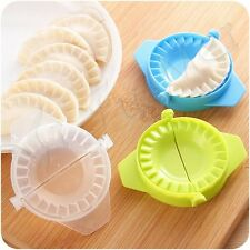 New Dumpling Mold Pierogi Turnover Ravioli Empanada Dough Press Mould Maker