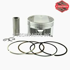 SUZUKI 12111-15D10-0F0 DR250S DR250 AN250 PISTON KIT WITH RINGS 73mm