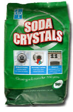 Soda Crystals Granular Form For Sinks Drains Cleaning & Kitchen 1KG DP