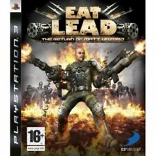 Eat Lead The Return Of Matt Hazard Game PS3 Brand New