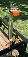 Trimmertrap ST-2 STIHL Blower Rack (500 & 600 Series) Lanscapers Trailer needs