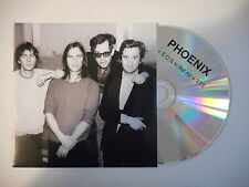 ♫ FRENCH PROMO ONLY ♫ PHOENIX : S.O.S IN BEL AIR [ CD SINGLE PORT GRATUIT ]