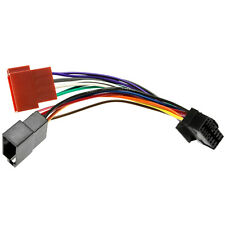 Sony Auto Radio Adaptador Cable CDX CD XR XT MD MDX mex WX Xav xplod enchufe ISO