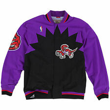 TORONTO RAPTORS Mitchell & Ness NBA Authentic Warmup Jacket Sz 52