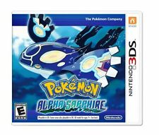 Pokemon: Alpha Sapphire  (Nintendo 3DS, 2014) US Version / BRAND NEW