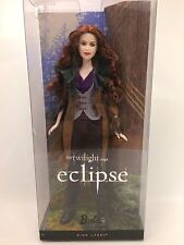 2010 The Twilight Saga Eclipse VICTORIA Barbie Collector Doll NRFB Rare NEW
