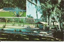 ag(C) Tallahassee, FL: The Cactus Motel