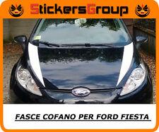 ADESIVI FASCE COFANO PER FORD FIESTA E TUTTE LE AUTO IN VINILE