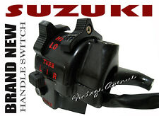 SUZUKI GP100 GP125 GT125 GT185 HANDLE SWITCH ASSY LH