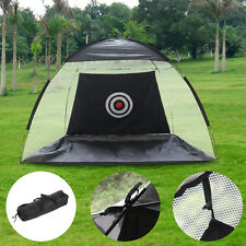 SUPER SIZED GOLF DRIVING PRACTICE NET FOR PRACTICING DRIVING AND CHIPPING
