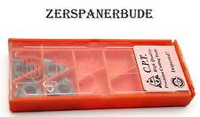 4 Wendeplatten C.P.T. 16 IL 1.25 ISO BMA  CPT Gewindedrehen