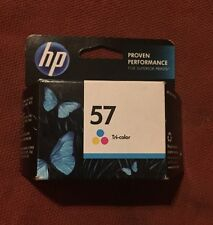 New HP 57 Tri-color Original Ink Cartridge (C6657AN)