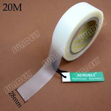 20m - 28mm Wide Seam Sealing Tape - 2 Layer for Waterproof PU Coated Fabrics