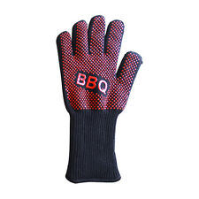Heat Resistant BBQ Grilling Cooking Kitchen Glove Oven Mitts Potholder 1 PC