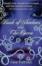 Book of Shadows and The Coven (Wicca), Cate Tiernan, New Book