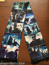 Harry Potter the Half-Blood Prince Muffler Cosplay Costume Shawl Tasseled Scarf