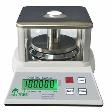 120g / 0.001g Laboratory Balance Highly Precise Scale Tree KHR120-3 Digital Gram